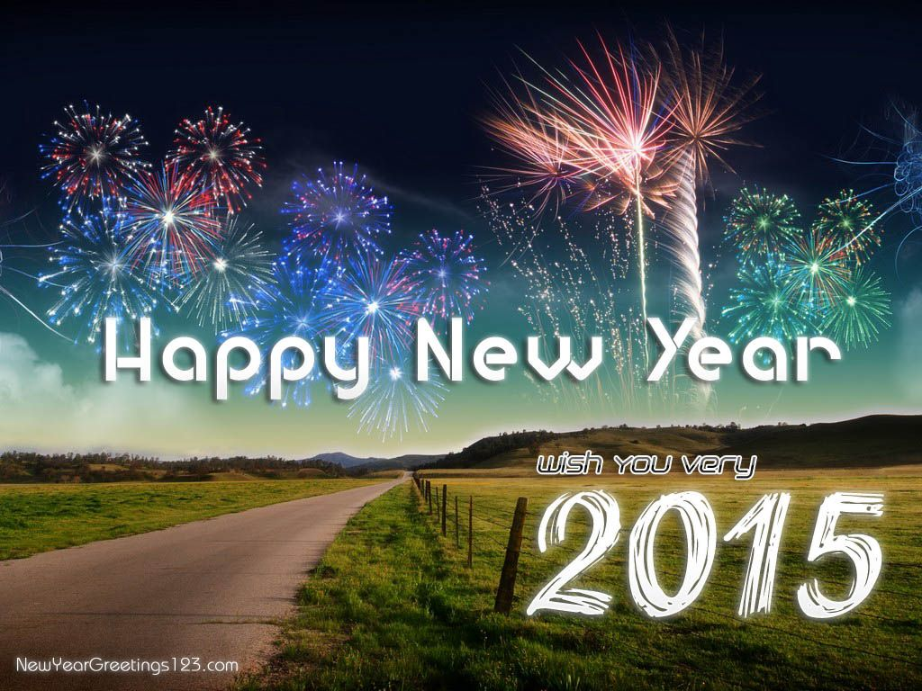 Happy New Year 2015 Wallpaper Hd Free New Year Wallpapers Ideas
