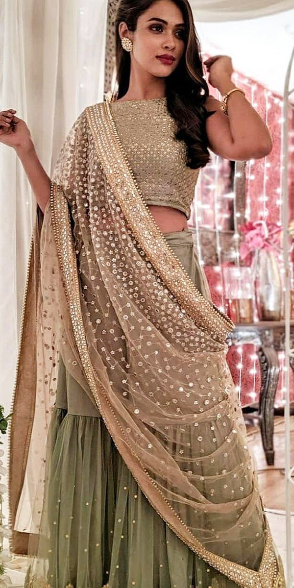 30 Exciting Indian Wedding Dresses That You'll Lov