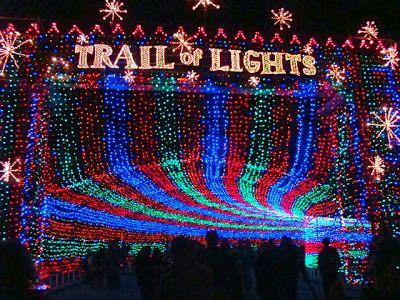 Zilker Park Trail Of Lights In Austin Texas Holidays Christmas Lights Zilker Trailoflights Austin Texas Atx Light Trails Park Trails Zilker Park