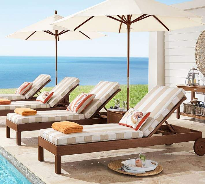 Chatham Single Chaise Lounge With