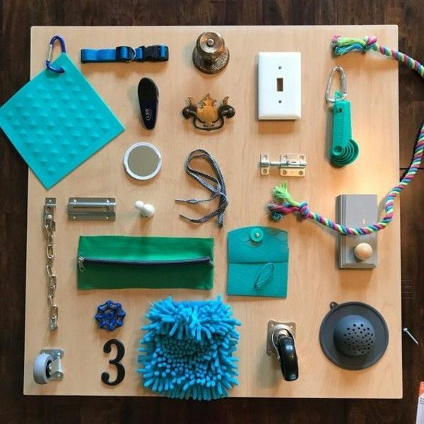 Coole Kinderspielzeuge selber machen - Schüttelflaschen, Activity Boards und einfache Stofftiere - Fresh Ideen für das Interieur, Dekoration und Landschaft