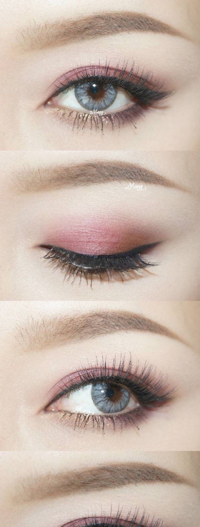 Korean Natural Eyebrow Tutorial By Liah Yoo