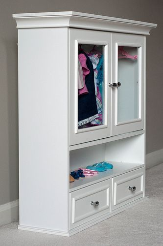 Bathroom Cabinet Doll Clothes Wardrobe Storage American Girl Doll Furniture Doll Clothes Storage Ideas American Girl Doll House