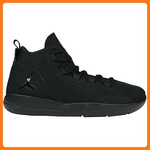huge discount bee0d 1f608 ... low cost nike jordan kids jordan reveal bg black black black infared 23 basketball  shoe 73cb2