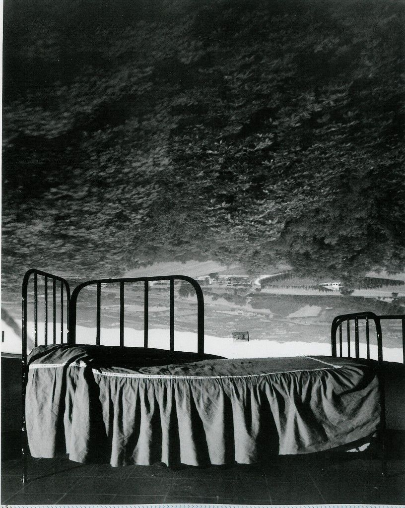 Captivating Abelardo Morell Using The Camera Obscura To Project A Florentine Landscape  Onto A Bedroom Wall. Nice Ideas