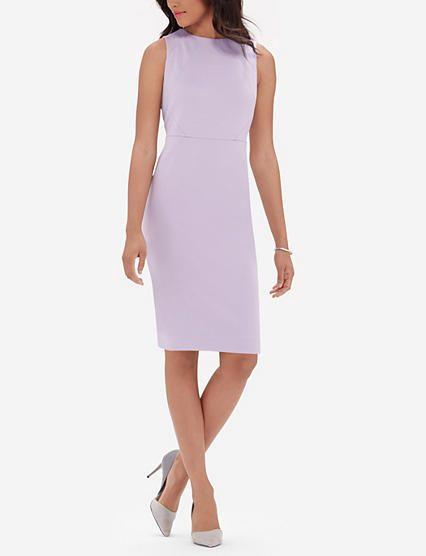 f6ac6dfb Knit Pastel Sheath Dress   My Wish List   Dress skirt, Sheath Dress ...