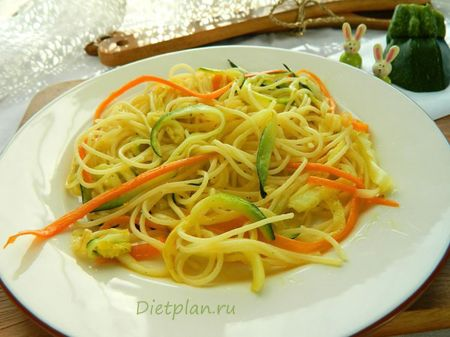 Пошаговый рецепт низкокалорийных блюд с фото