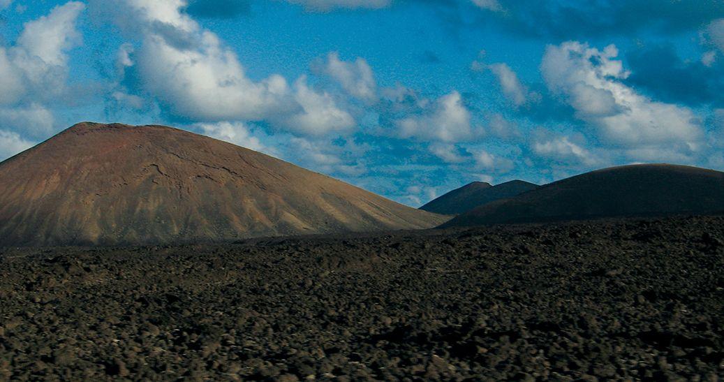 Volcan en Lanzarote