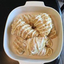 recipe: amazing lemon scones [28]