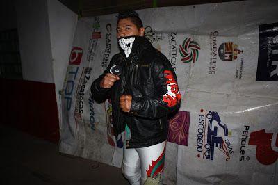 Lucha Libre y Box: Zacatecas VS. San Luis Potosí