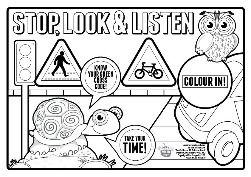 safety signs coloring pages az coloring pages in safety