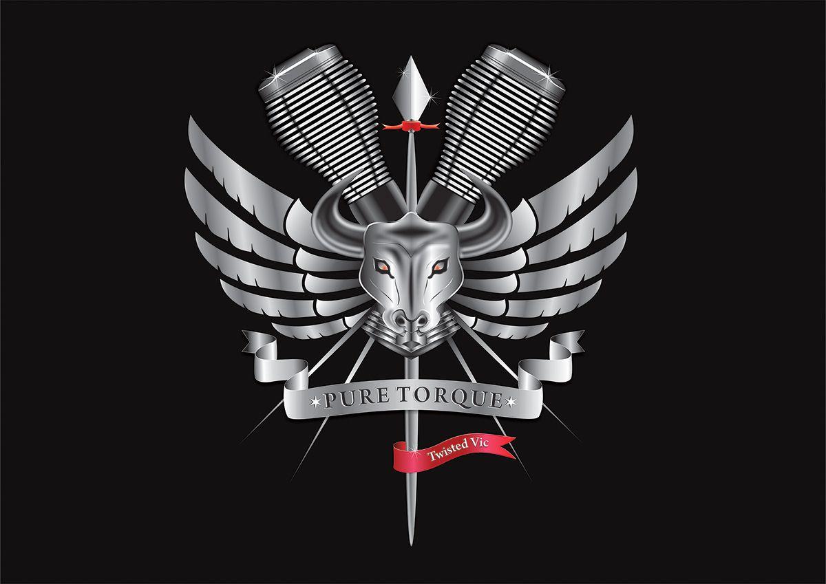 Design t shirt artwork - Victory Bike T Shirt Artwork Design