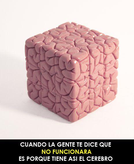 Cerebros Cuadrados Que Obstruyen El Progreso De Otros Cubo Rubik