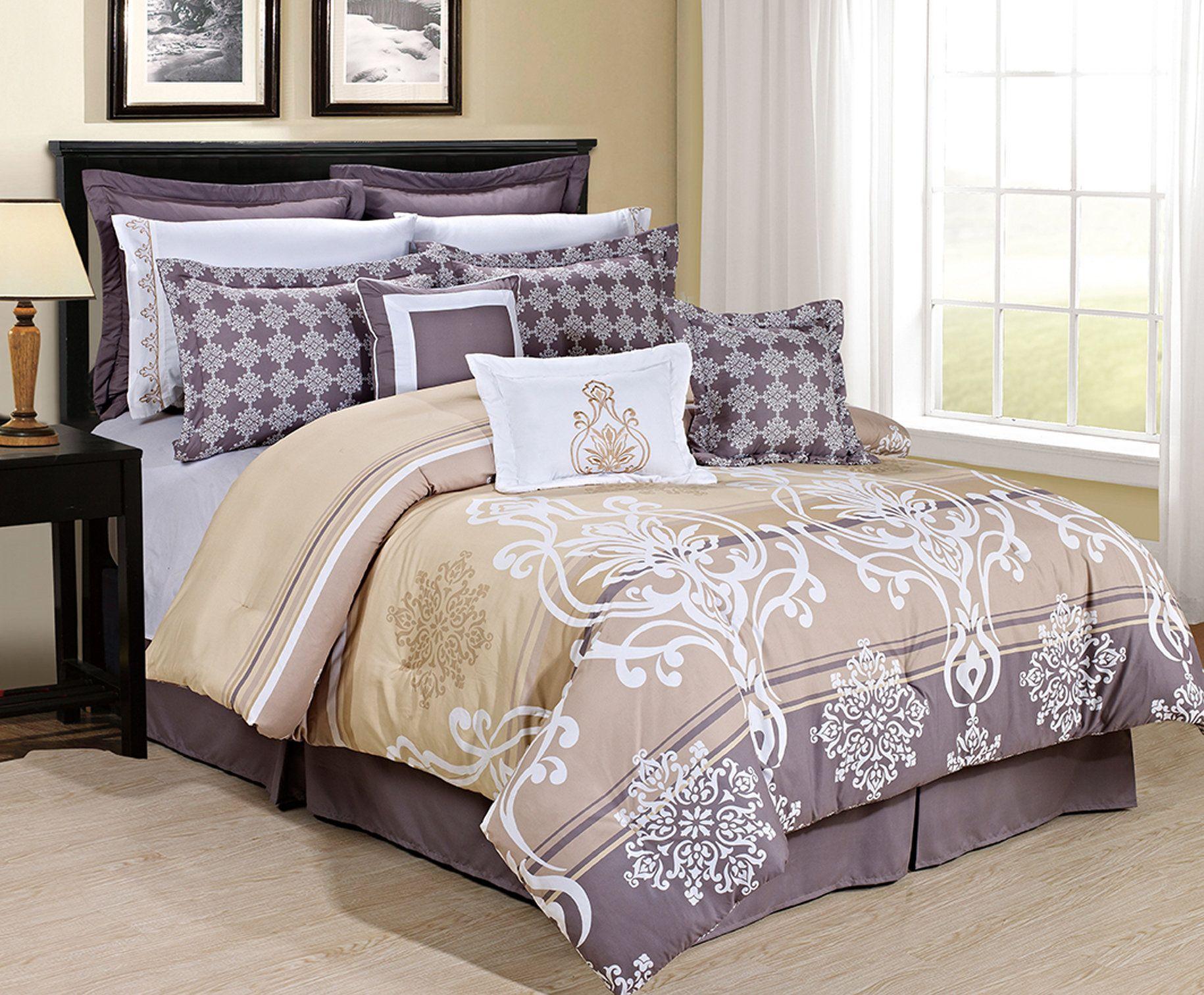 Hamill Comforter Set