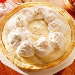 Eggnog Pie by kari