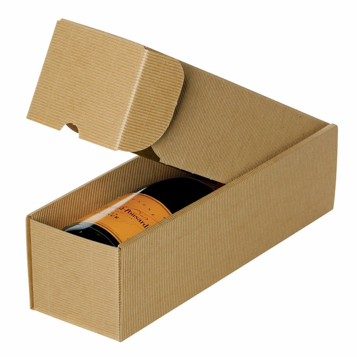 1 Bottle Natural Brown Gift Carton Gift Packaging Wbc Co Uk