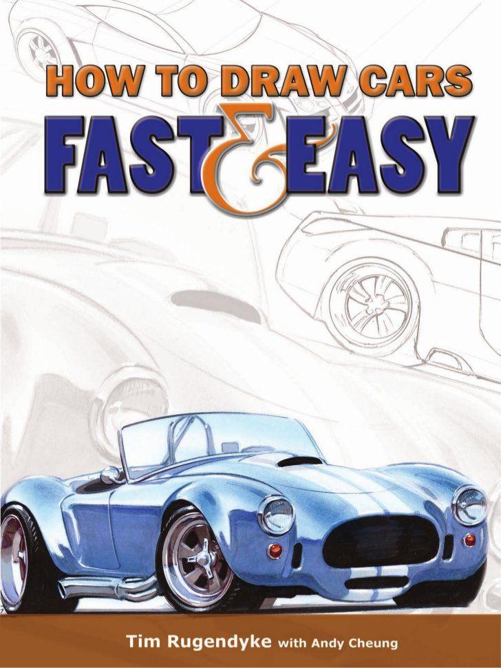 1. how to draw cars fast and easy by rato ilustração, via Slideshare ...