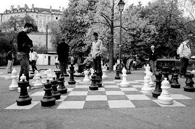 Jogar Xadrez em Geneve