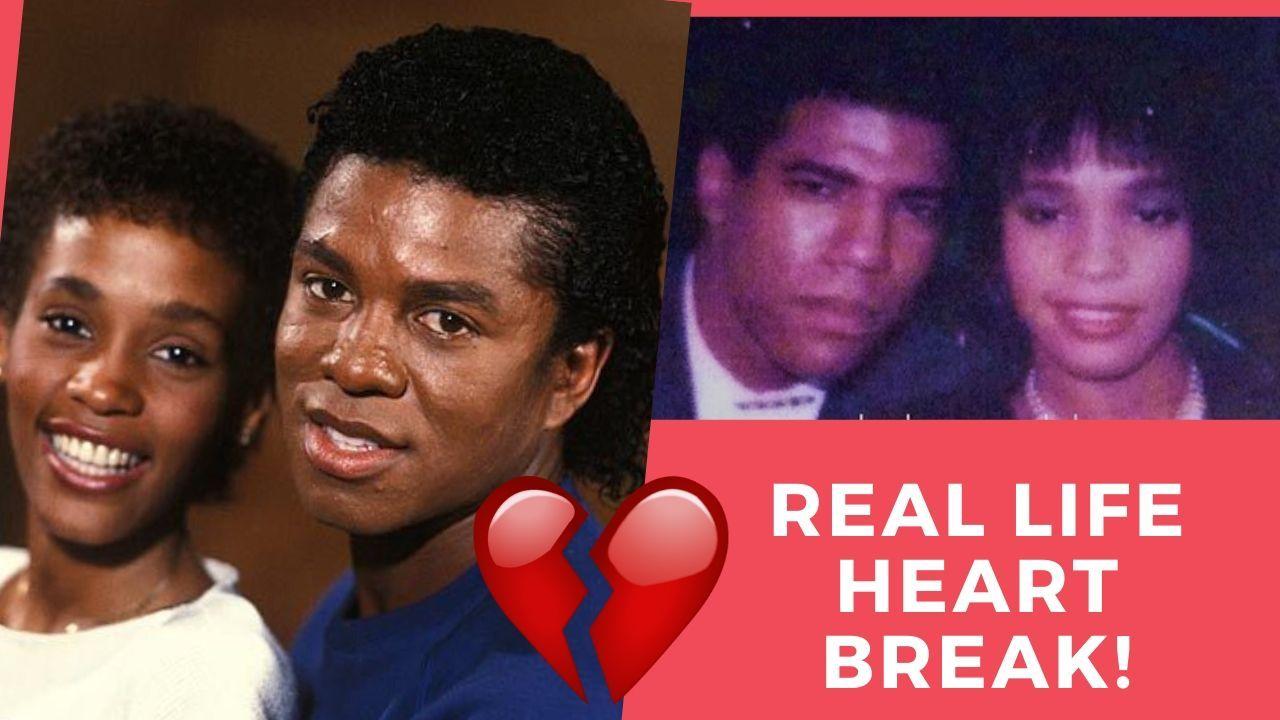 Whitney Houston Whitney Houston Jermaine Jackson Whitney