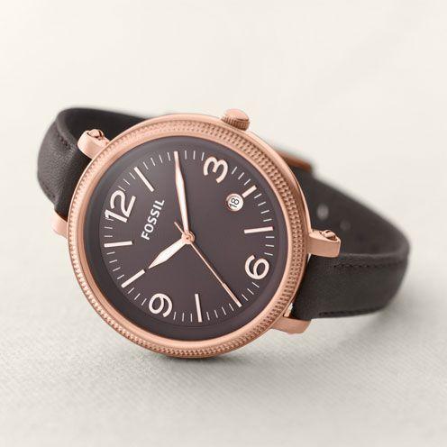 Watches for Women   Boyfriend   Sport   Ceramic Watches   FOSSIL