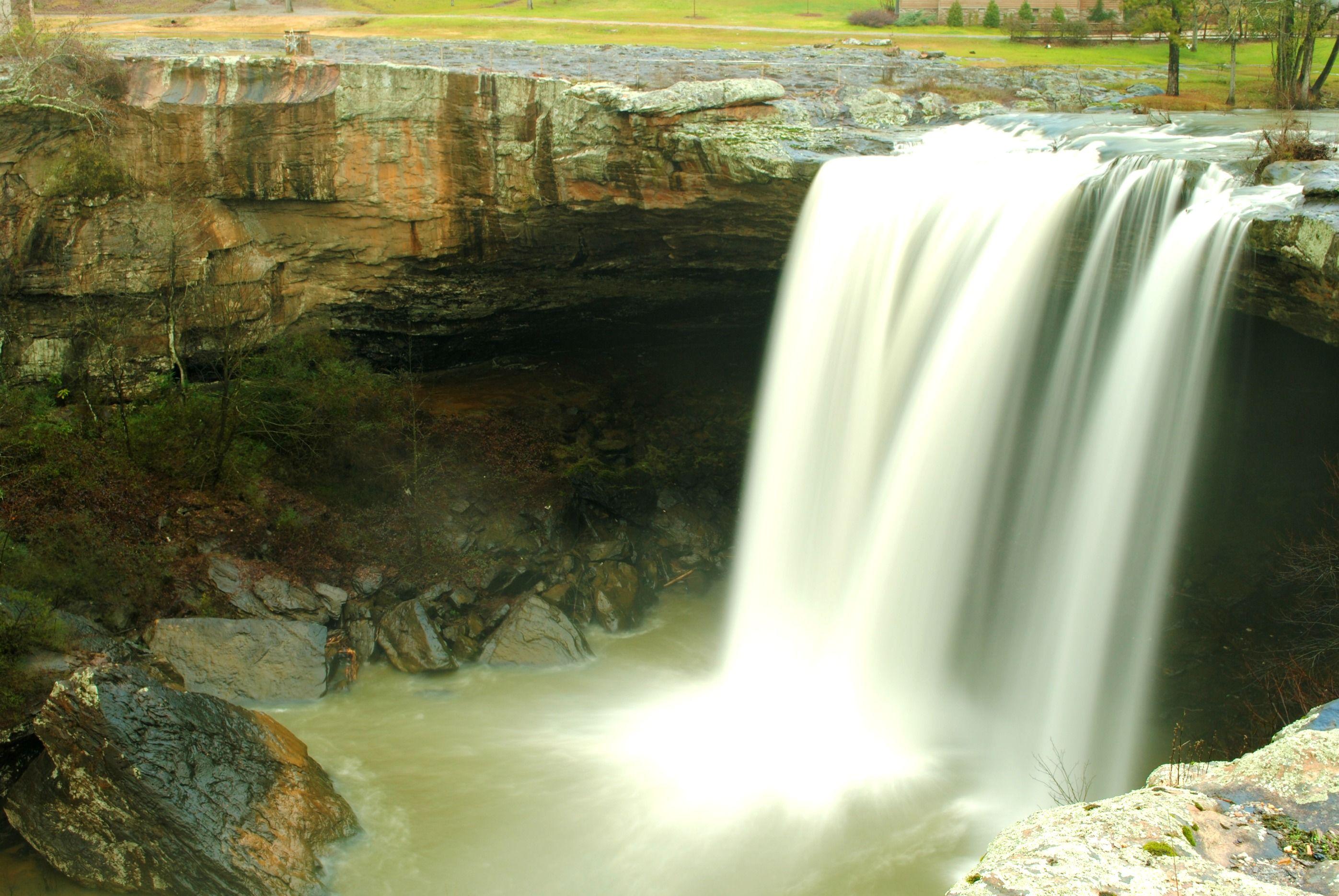 Noccolula Falls by Tracy Jan 2012