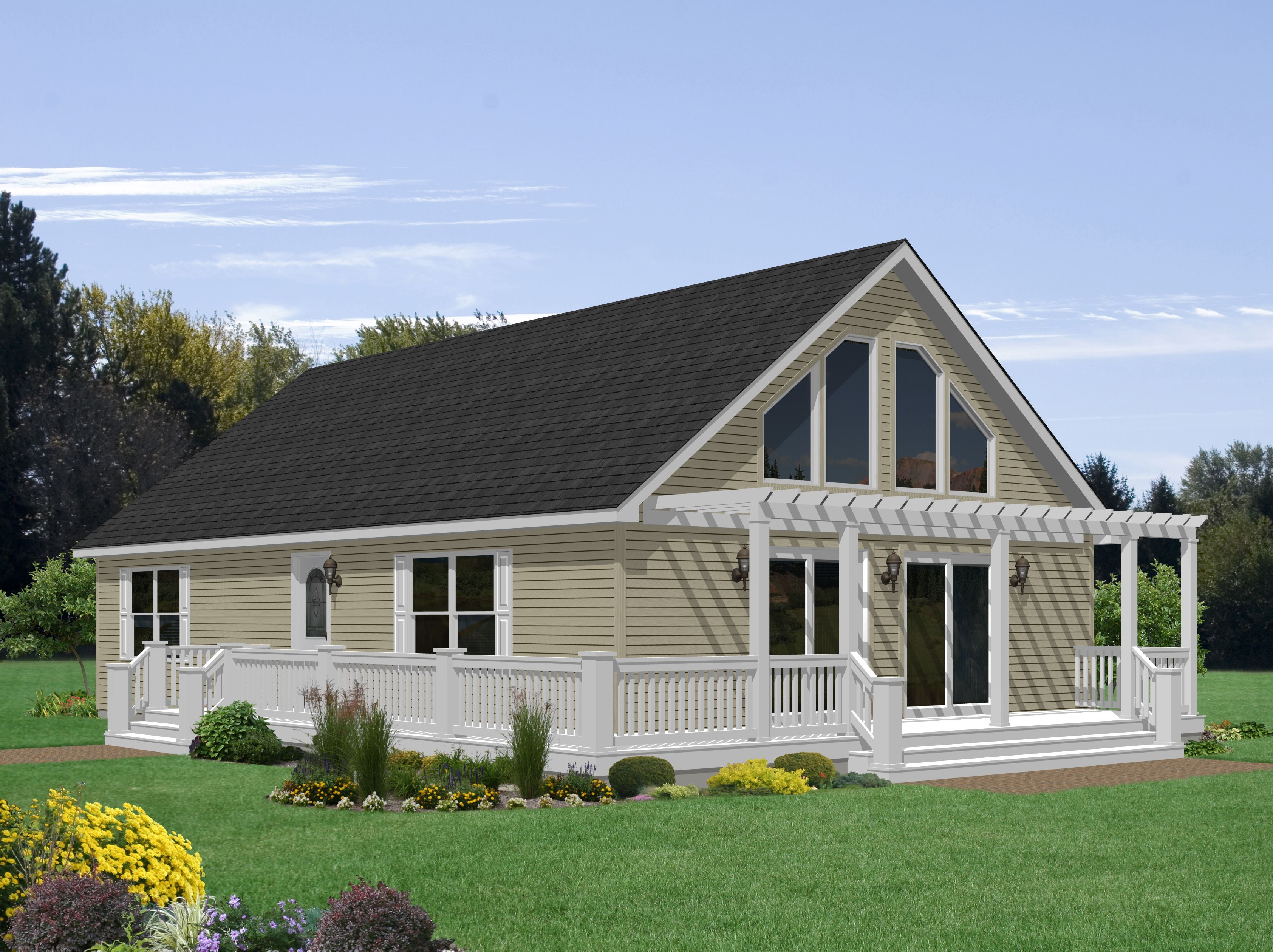Modular Ranch Homes With Cathedral Ceilings | www ...