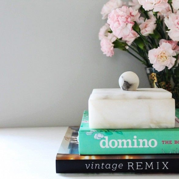 Domino Book Of Decorating and Design Sponge At Home.