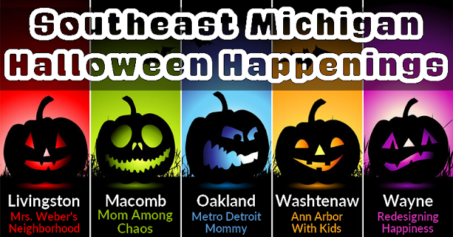 Southeast Michigan Halloween Happenings (With images