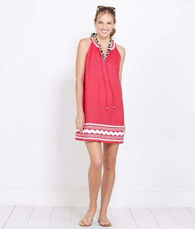e74010474040 Womens Cover-Ups  Ric Rac Cover-Up for Women - Vineyard Vines  118 ...