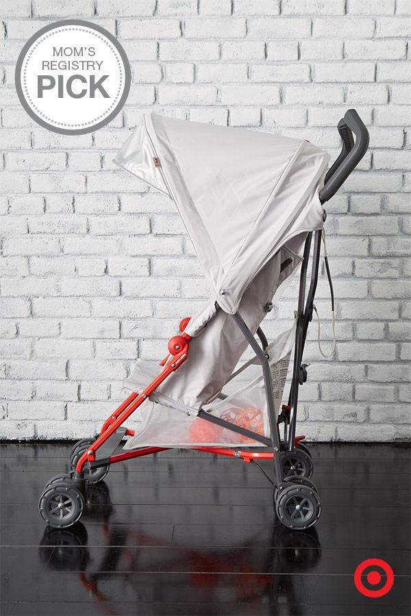 A Mom S Registry Pick The Lightweight Maclaren Mark Ii Stroller Has