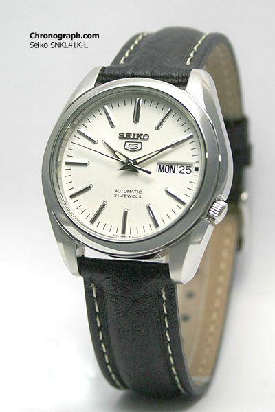 Seiko snkl41 google search seiko pinterest seiko omega seamaster and chronograph for Watches google