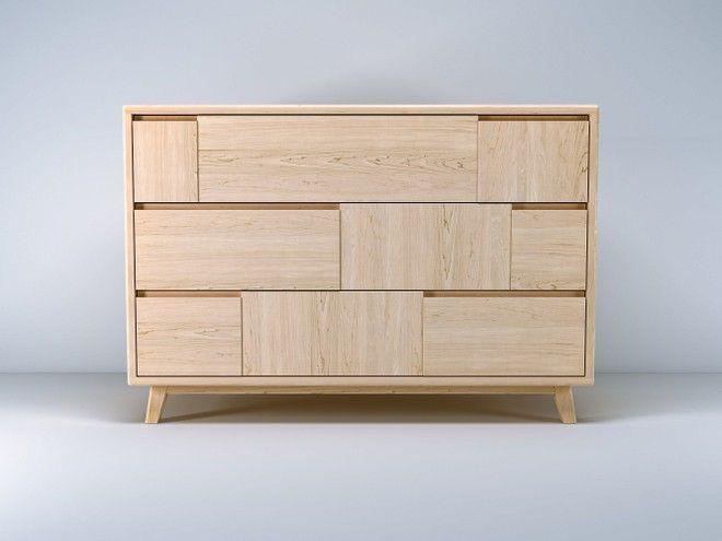 Como Scandinavo Dresser Design Scandinavian Style Wooden Dresser