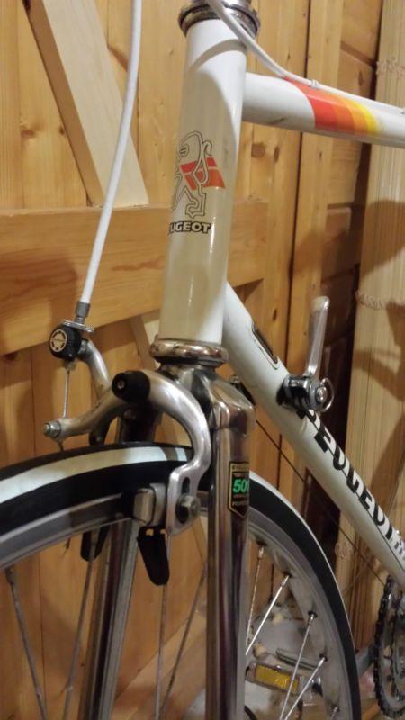 Peugeot Triathlon Vintage Road Bike Racer Racing Bicycle Cycle Road Bike Vintage Bike Racers Bicycle