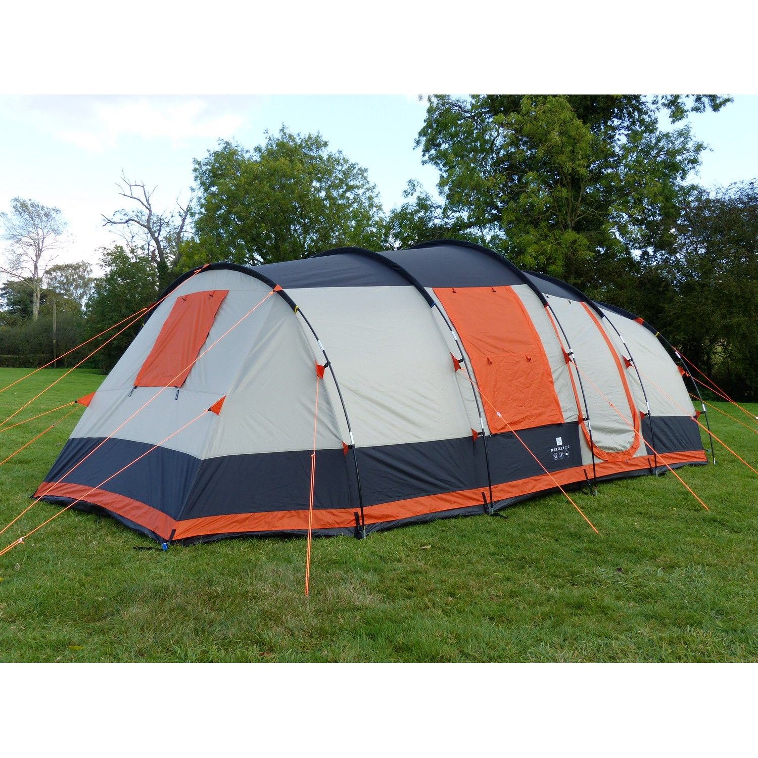 Olpro Martley 6 Berth Family Tunnel Tent  sc 1 st  Pinterest & Olpro Martley 6 Berth Family Tunnel Tent | CWS ? Family Camping ...