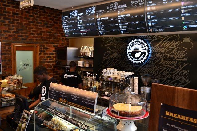 Motherland Coffee Shop In Johanesburg Coffee Coffee