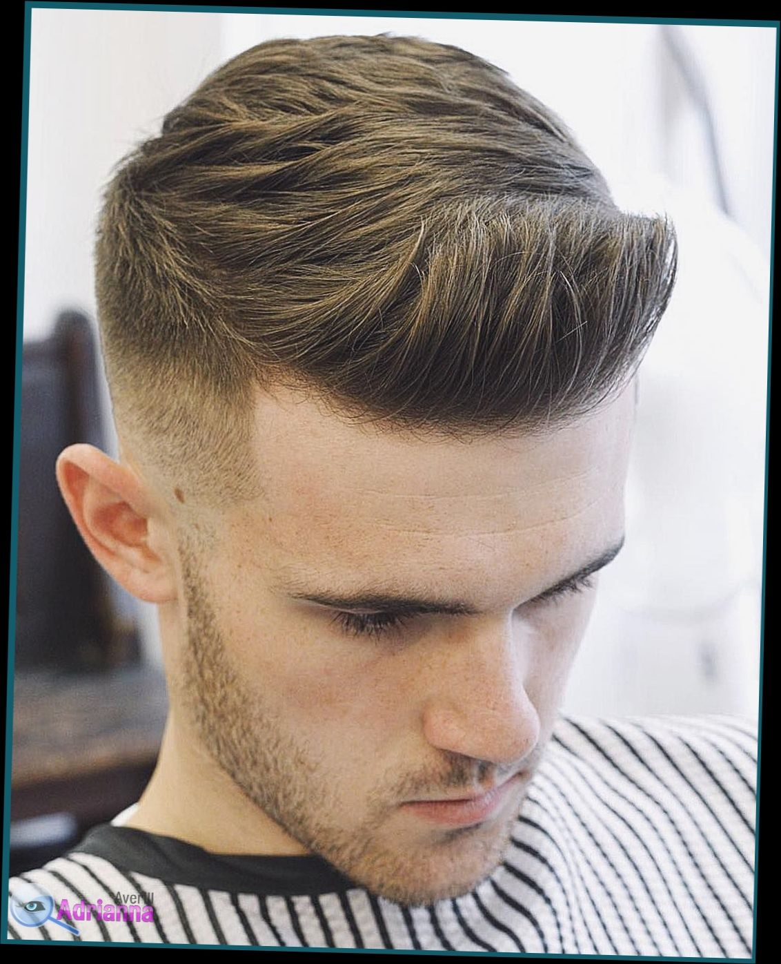 Stylish Men S Hairstyles Bestmenshairstyles Hair And Beard Styles Men Haircut Styles Beard Hairstyle