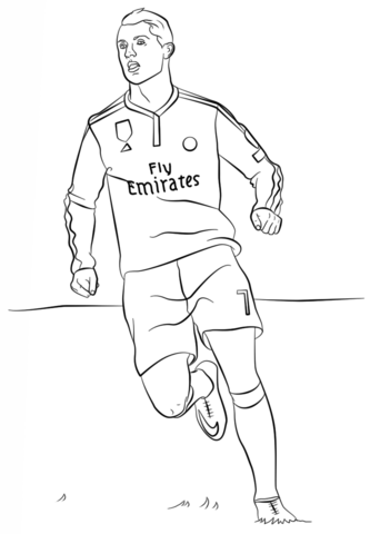 720 Coloring Pages Cristiano Ronaldo Free Hd Download Ronaldo Ronaldo Cristiano Ausmalen