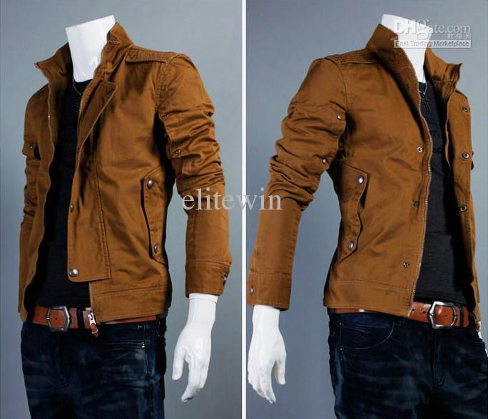 Mens Fashion Winter Jackets - My Jacket
