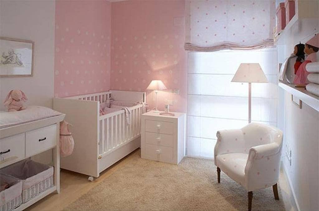 Habitaciones de beb bebe habitacion bebe ni a for Decoracion de habitacion de bebe nina