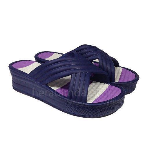 Masaj Tabanli Yuksek Ve Uygun Fiyatli Bayan Terlik 353 Sandalet Terlik Kadin