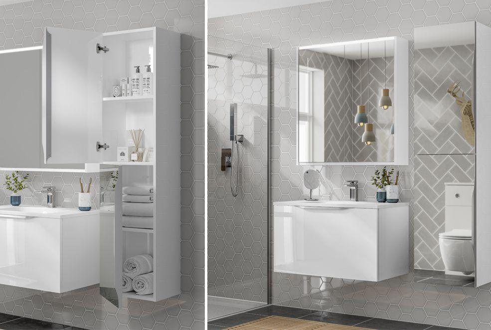 Halo Modular Range New Halo Modular Bathroom Furniture Ranges