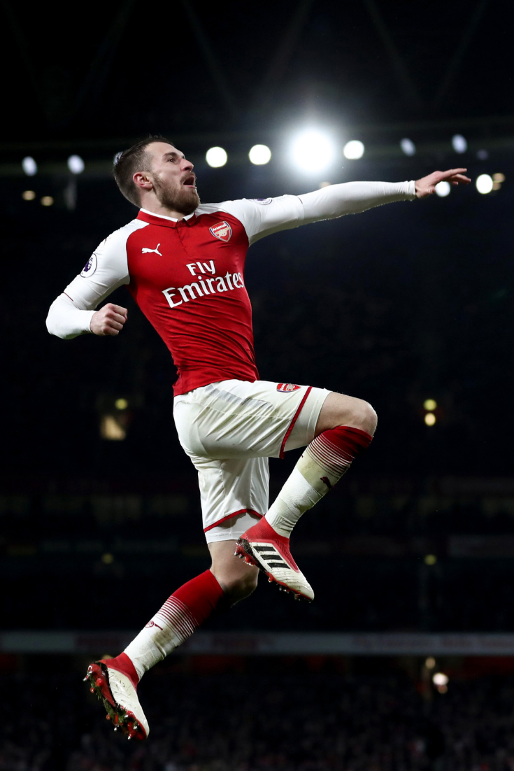 New details about Aaron Ramsey's salary at Juventus are