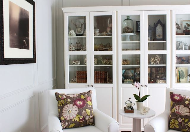 Liatorp Bookcase With Doors Dining Room CabinetsIkea