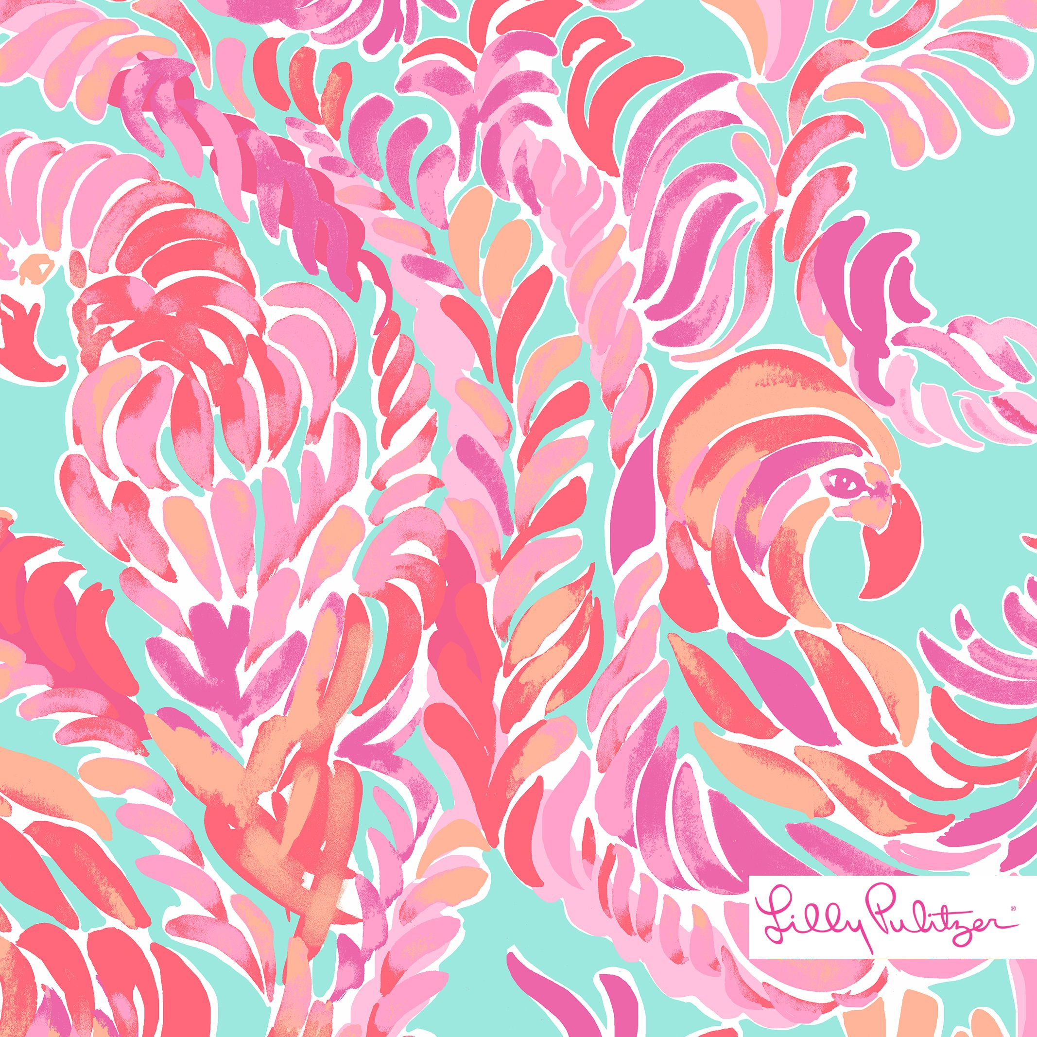 Lilly Pulitzer Patterns Love Birds Lilly Pulitzer Pinterest Lilly Pulitzer Prints