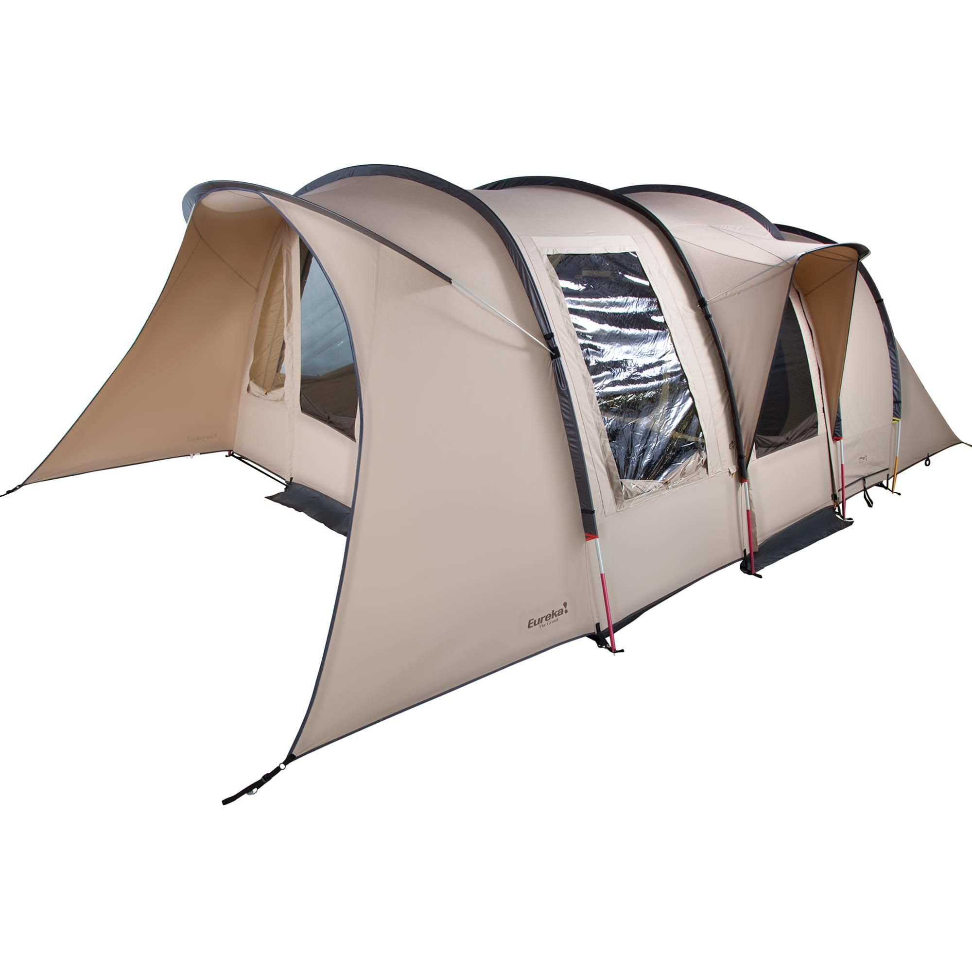Doorout Angebote Eureka The Grand Btc Rs Familienzelt Sand Category Zelte Familienzelte Item Number 10000252913 Qu Tent Family Tent Camping Family Tent