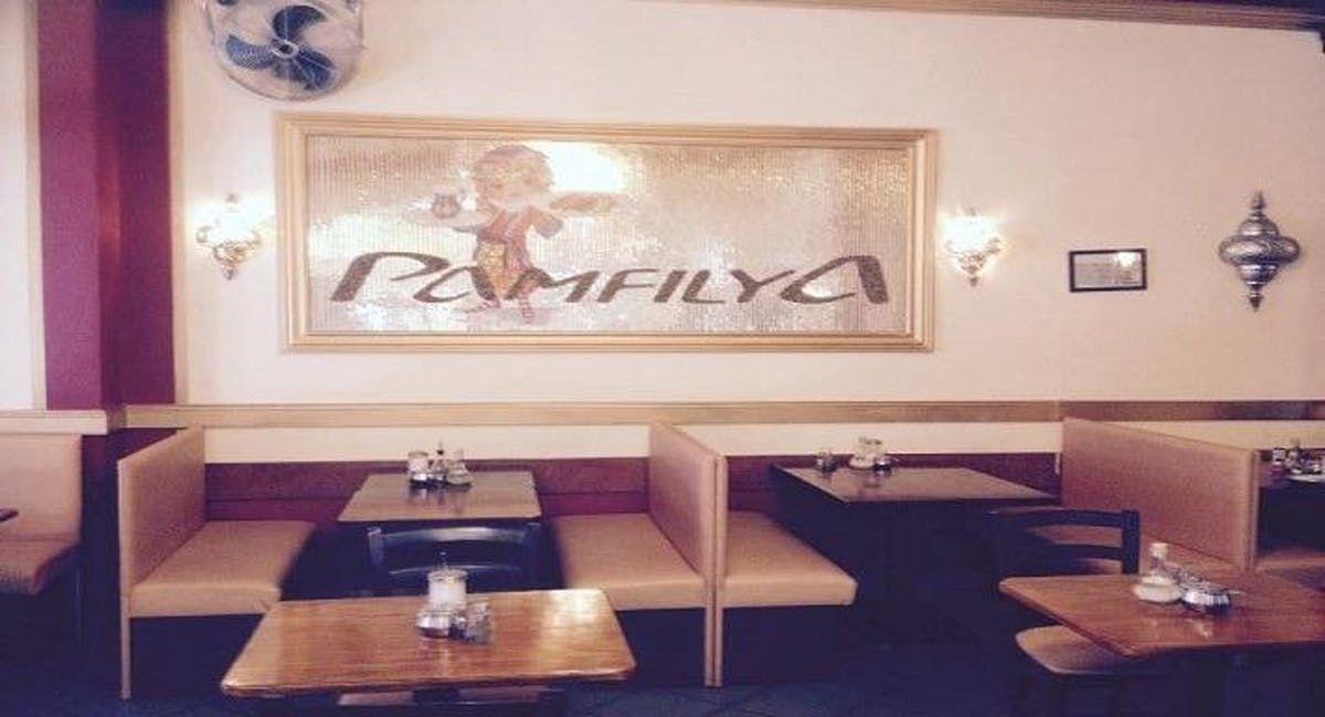 Restaurant Pamfilya Luxemburger Strasse 1 Berlin 13353 Restaurant Berlin Berlin Wedding