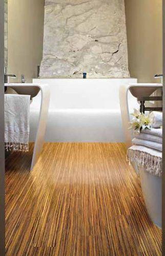 Zebrano Engineered Wood Floor Zebrano Gazzotti Spa Home Decor