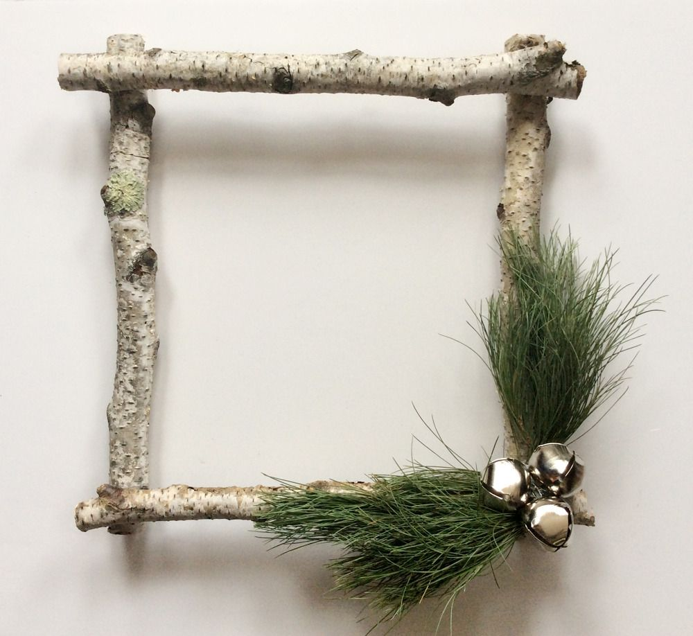 Photo of How to: DIY Contemporary Winter Wreath