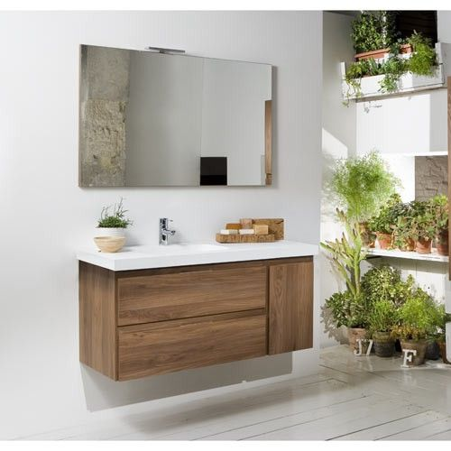 Mueble de ba o line complet nogal ba os pinterest for Mueble de bano de diseno de madera