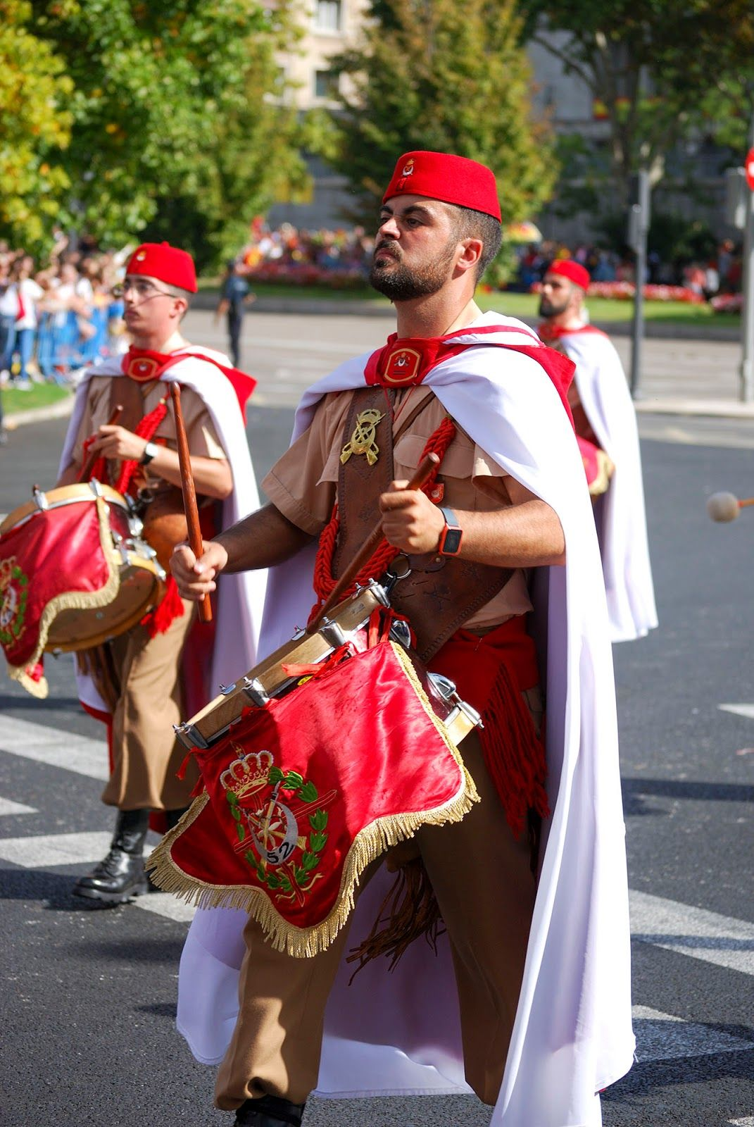 How Is Hispanic Day Celebrated In Spain Hispanic Celebrities Dia De La Hispanidad